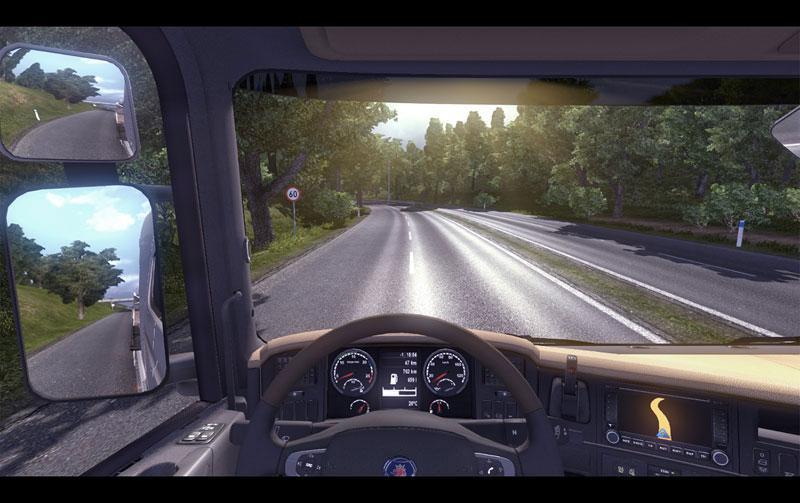 : ユーロ トラック シミュレーター 2 ゴールドエディション 日本語版 [ダウンロード
